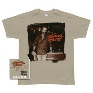 Travis Tritt   Honky Tonk 04 Tour T Shirt Clothing