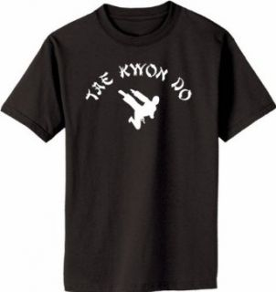 TAE KWON DO on Adult & Youth Cotton T Shirt (in 44 colors