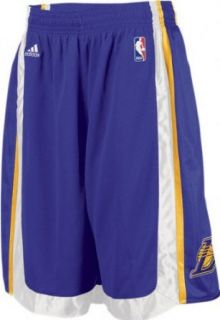 Los Angeles Lakers Gear Shorts   X Large Clothing