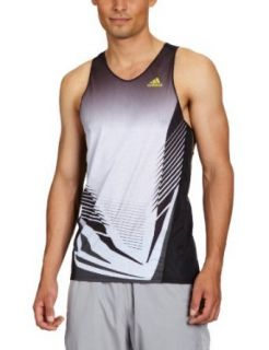 Adidas Mens Adizero Climalite Regular Fit Running Shirt