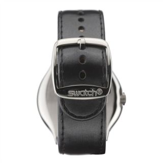 Swatch Irony Pearly Gloss Black Montre Femme   Achat / Vente MONTRE
