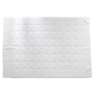 Authentic Hotel and Spa Turkish Cotton Bath Mats (Set of 2