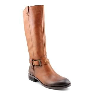 Jessica Simpson Womens Essence Leather Boots