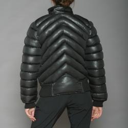 Lexen Womens Black Puffer Jacket
