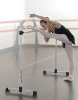 Vita Vibe Ballet Barre   B48 4ft Portable Single Bar