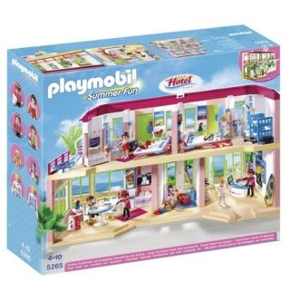 Playmobil   5265   Grand Hôtel   Achat / Vente FIGURINE Playmobil