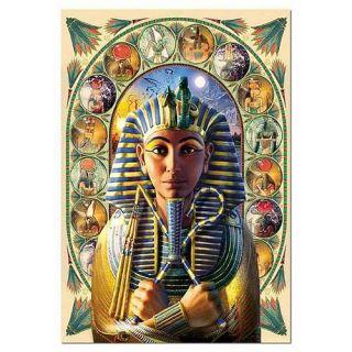Tutankhamen 1000 piece Puzzle