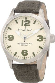 Nautica Mens N11557G BFD 102 Classic Analog Watch Watches
