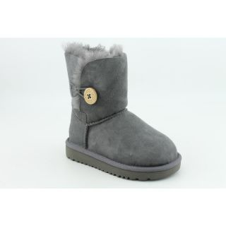 Ugg Australia Toddler Bailey Button Regular Suede Boots Today $81