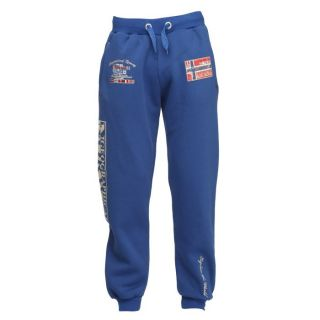 Geographical Norway Pantalon de Jogging Homme Bleu royal   Achat