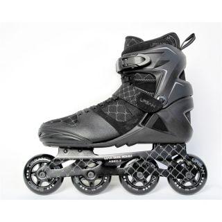 Modèle Urban. Coloris  anthracite et noir. Roller Mixte  chaussures
