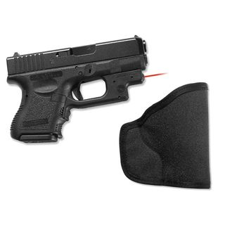 Crimson Trace Laserguard/ Holster for Compact/ Sub compact Glock