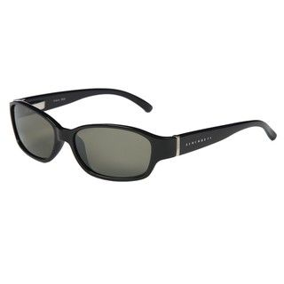 Serengeti Womens Andros Black Fashion Sunglasses