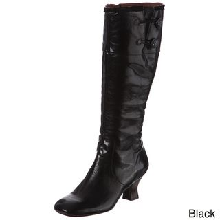 Naya Womens Dalia Leather Knee high Boots