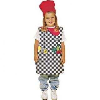 Dexter DEX 105 Cook Costume Clothing