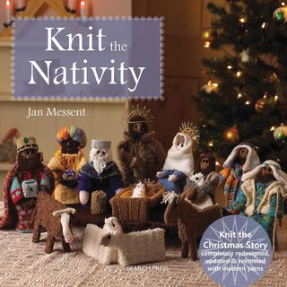 Search Press Books Knit The Nativity