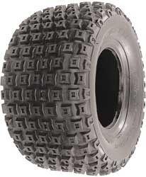 Kings Tire Rear 18x9.5 8 KT 108 Tire, Tire Size 18x9.5x8, Rim Size 8