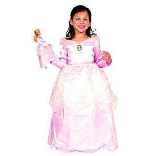 DEGUISEMENT   PANOPLIE Déguisement   5/7 ans   Robe rose  Barbie