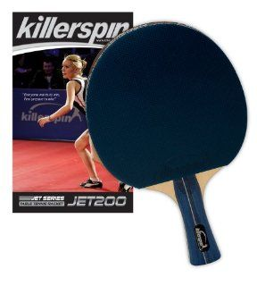 Killerspin 110 02 Jet 200 Table Tennis Racket Sports