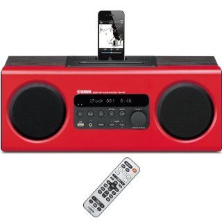 Yamaha TSX 112RE All in One Desktop Audio (Red