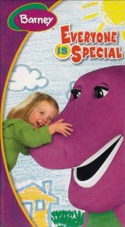 Everyone Is Special [VHS] Barney Movies & TV