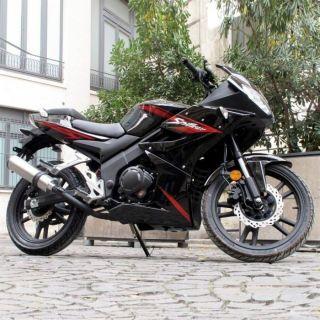 Moto Loncin SBR 125 cc Noir   Achat / Vente MOTO Moto Loncin SBR 125