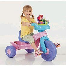 Disney The Little Mermaid Ride   Ariel Magical Trike