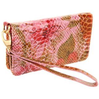 Hobo Ally Wallet,Pink Peony,One Size Shoes