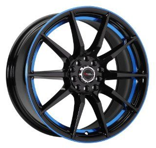 Racing Power Wheels RP3 17x7.5 Bore 73.1mm Dual Drilled 5x112mm 5x114