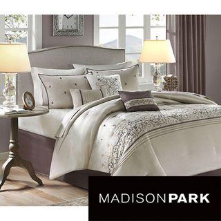 Madison Park Carlton 7 piece Comforter Set