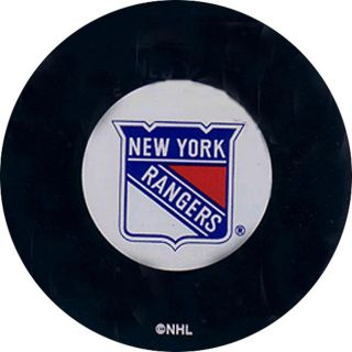 Steiner Sports Harry Howell New York Ranger Autograph Puck Today $29