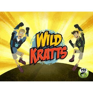 Wild Kratts Volume 1 by Kratt Brothers Company and 9 Story