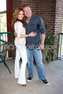 Tracey Bregman, Doug Davidson  Stock Photo © Jean_Nelson #12290693