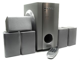 Mustek HTB 5130S 130W Home Theater Surround Speaker System