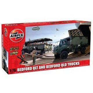 Bedford QLT and Bedford QLD Trucks   Achat / Vente MODELISME TERRESTRE