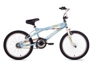 No Rules Nikki Girls Freestyle Bike (20 Inch Wheels