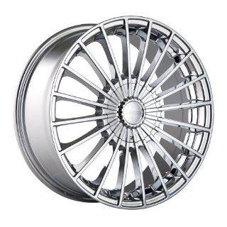 Touren TR50 3250 Chrome Wheel (18x7.5/10x114.3mm)
