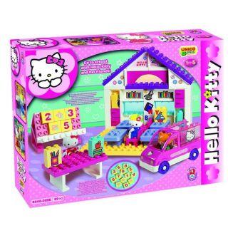 Ecole De Hello Kitty   89Pcs   Achat / Vente JEU ASSEMBLAGE
