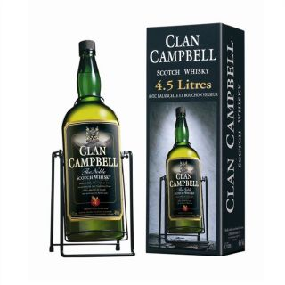 Clan Campbell Balancelle 4.5 Litres   Achat / Vente Clan Campbell
