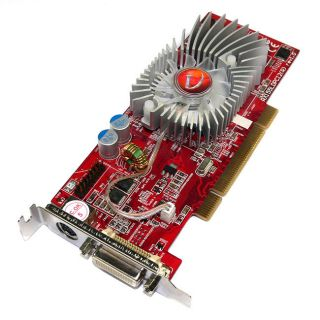 Visiontek Radeon X1300 256MB DVI  I TV  Out Low Profile Graphics Card