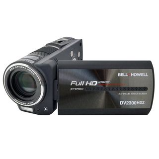 Bell+Howell DV2300HDZ Super Zoom 1080p Full HD Camcorder with