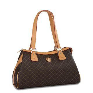 Rioni Signature Dual Handle Handbag