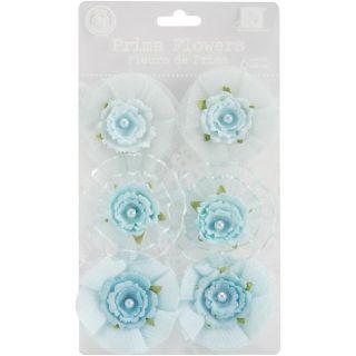 Bronte Blooms Powder Blue Flowers