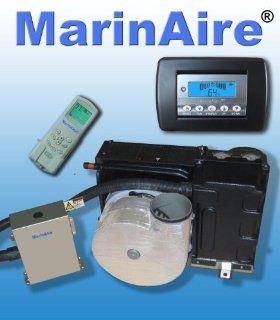11000 Btu/h Self Contained Marine Air Conditioner and Heat