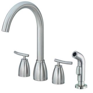 Danze D414854SS Sonora Stainless Steel High rise Spray Faucet