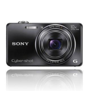 SONY WX100 Compact   Noir pas cher   Achat / Vente appareil photo