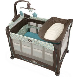 Graco Pack n Play Element Playard with Stages in Oasis