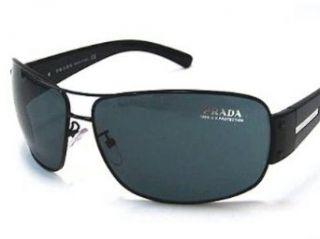 SPR 61G SPR61G 1BO 1A1 Shiny Black Sunglasses 67 13 125 Clothing