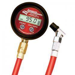 Digital Tire Pressure Gauge 0 125 PSI    Automotive