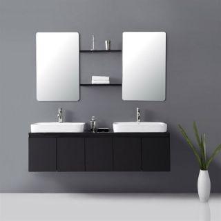 Double evier de salle de bain en pierre bleue vasque en pierre for Evier de salle de bain en pierre